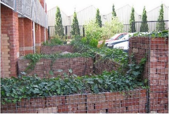 Gabion Landscaping Stone wall ideas Gabion1 UK