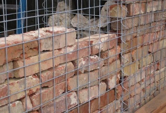 Gabion Brick and Concrete Gabion1 UK