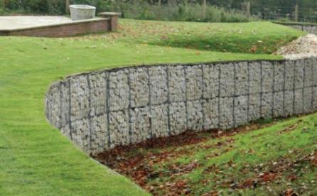 Gabion Retaining Wall Design Uk Gabion Retaining Walls | Stone