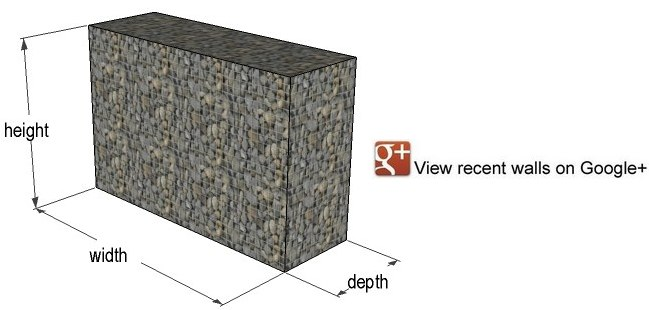 Gabion Custom Size Instuction