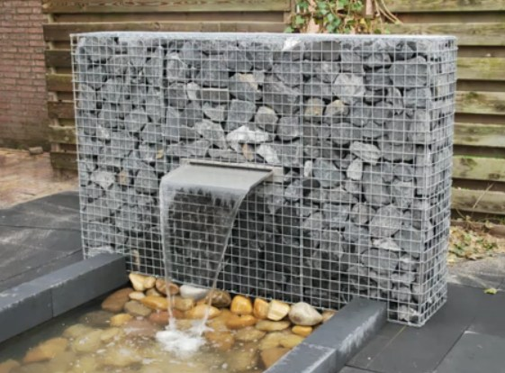 111 best gabion images on Pinterest Gabion wall Walls and