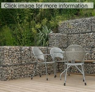 Rock Wall Ideas Garden Wall Designs And Costs Gabion1 Uk