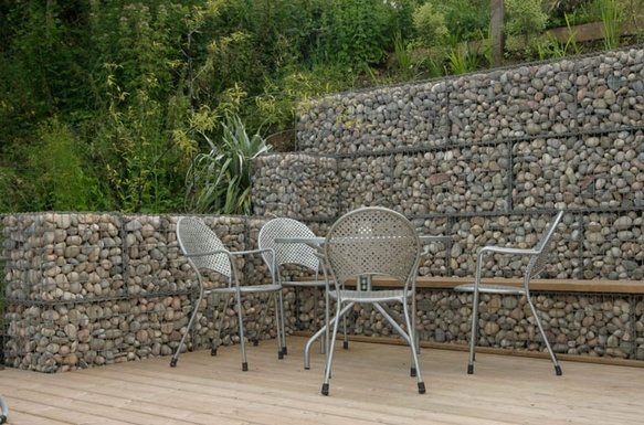 Gabion Retaining Wall Construction 3 Gabion1 UK