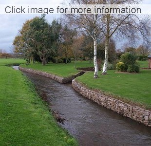 gabion river flood control