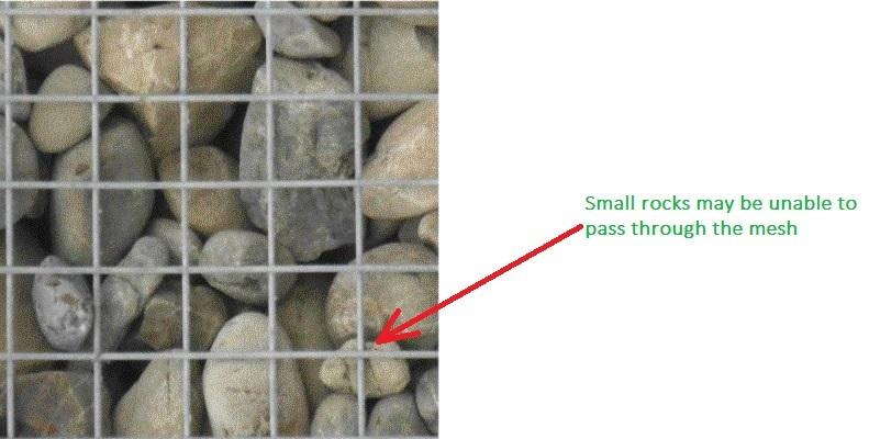 gabion rocks