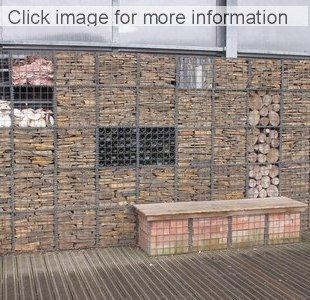 brick stone gabions